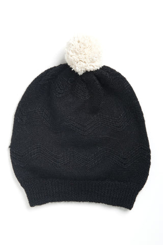 Fair Trade Maria Hat Black