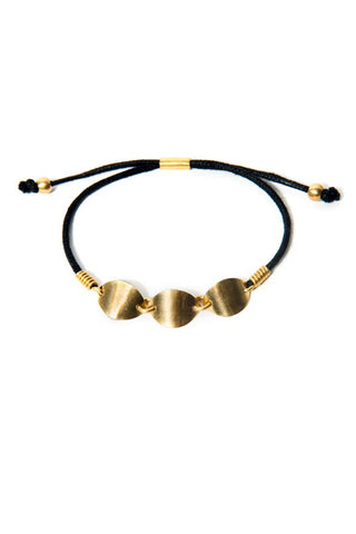 Fair Trade Brass Sata Bracelet