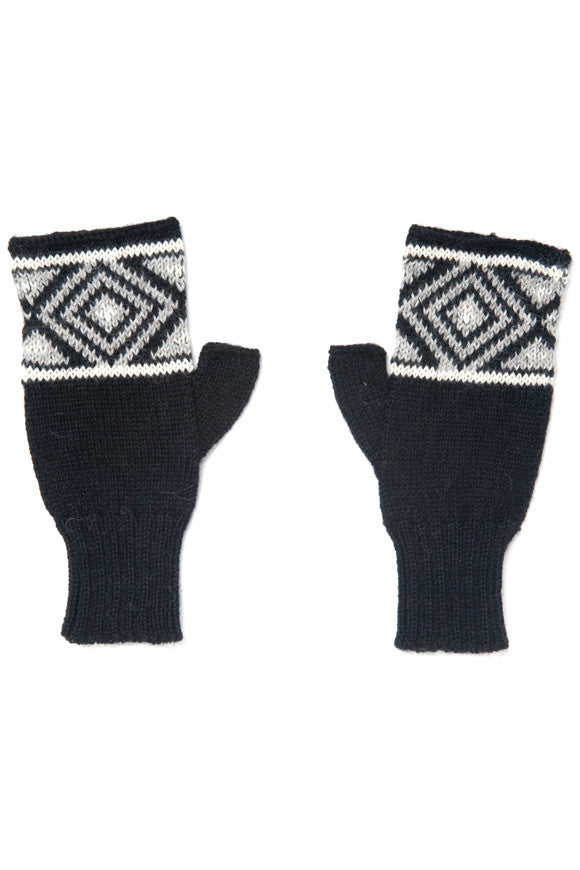 Fair Trade Zoe Handwarmers Black
