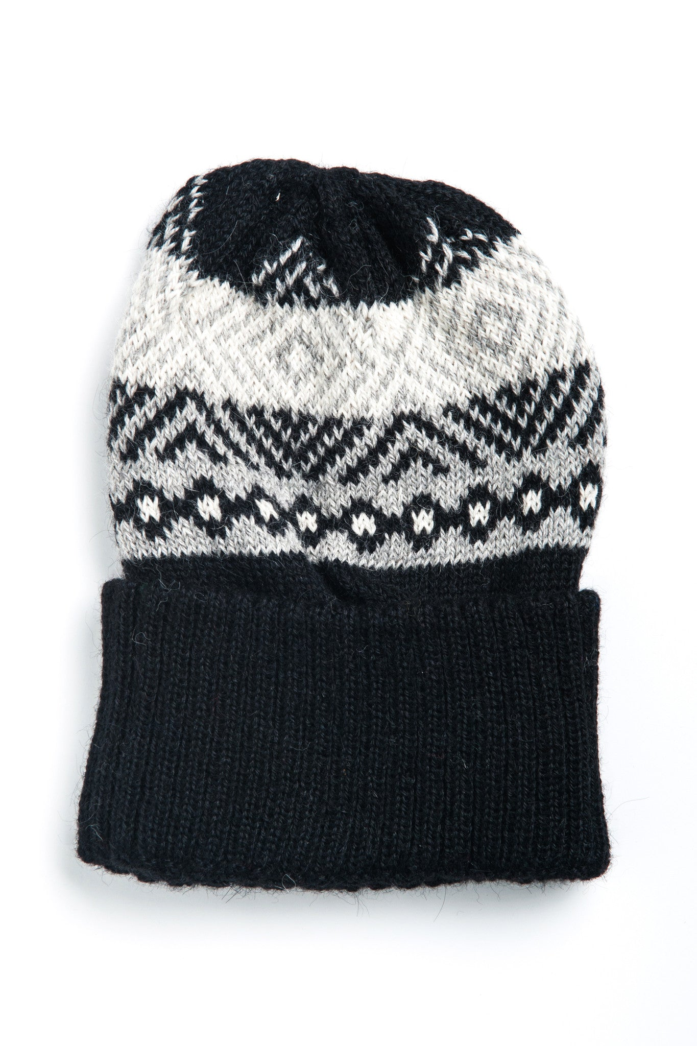 Fair Trade Lars Hat Black