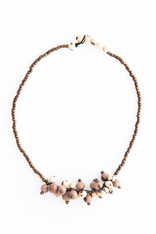 Ethical Acai Seed Uyuni Necklace