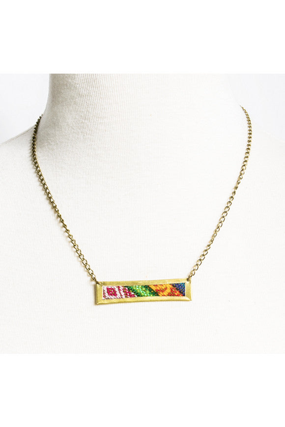 Fair Trade Lucio Necklace