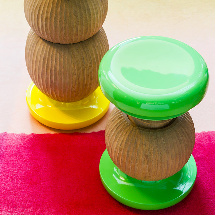 SEXY DOLL Low Stool