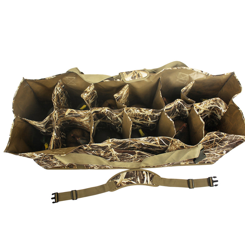 12 Slot Duck Decoys Bag