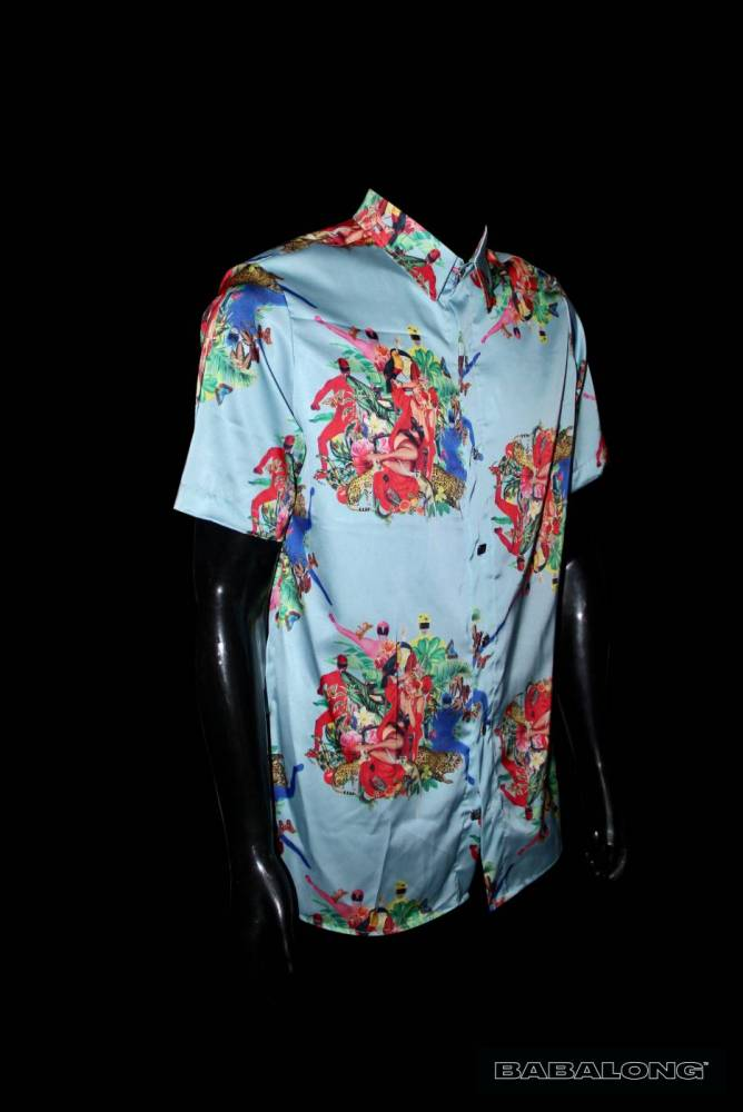 Camisa Unissex Pop Tropical