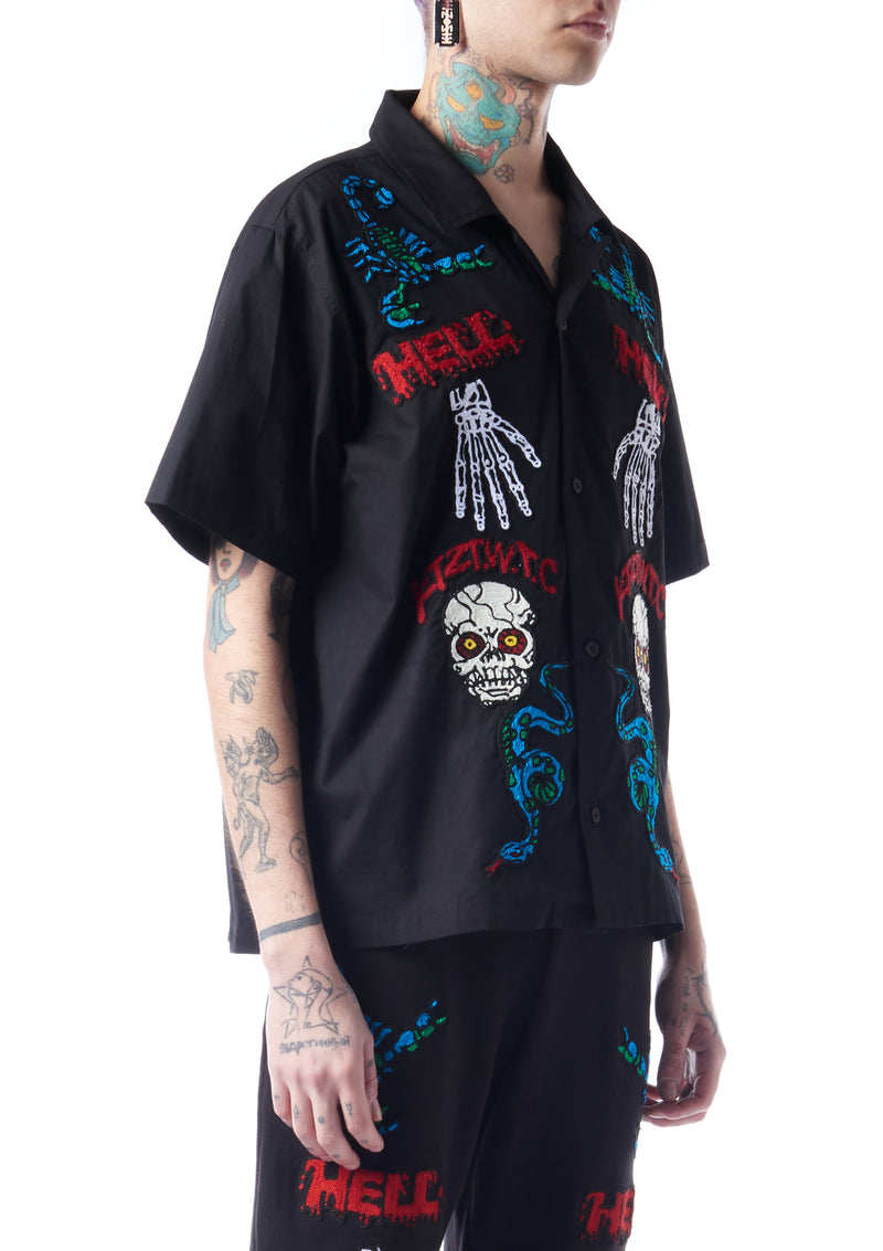 Monster short-sleeve shirt