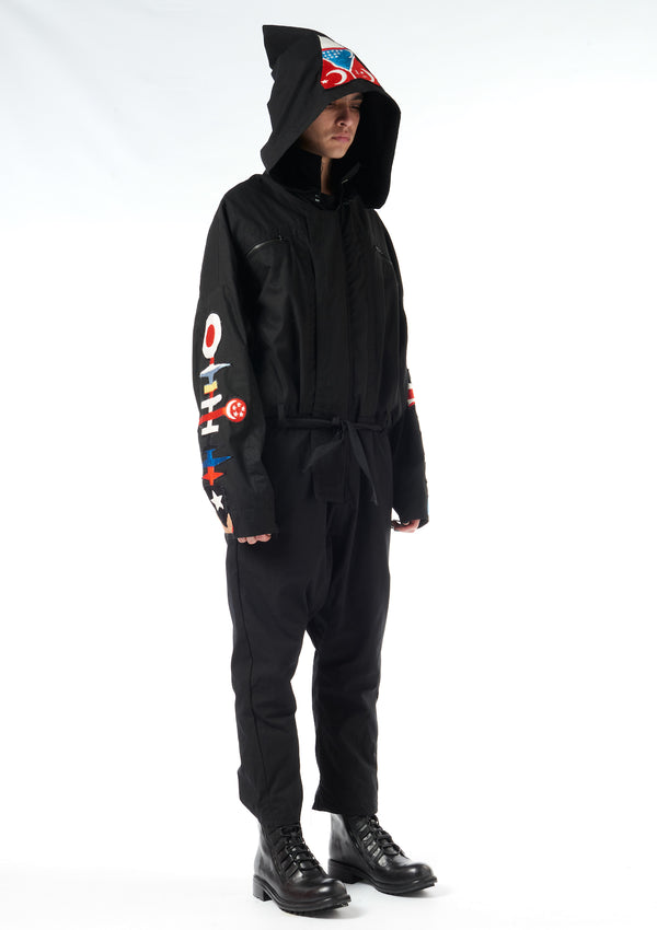 KTZ Archive Embroidered Onesie