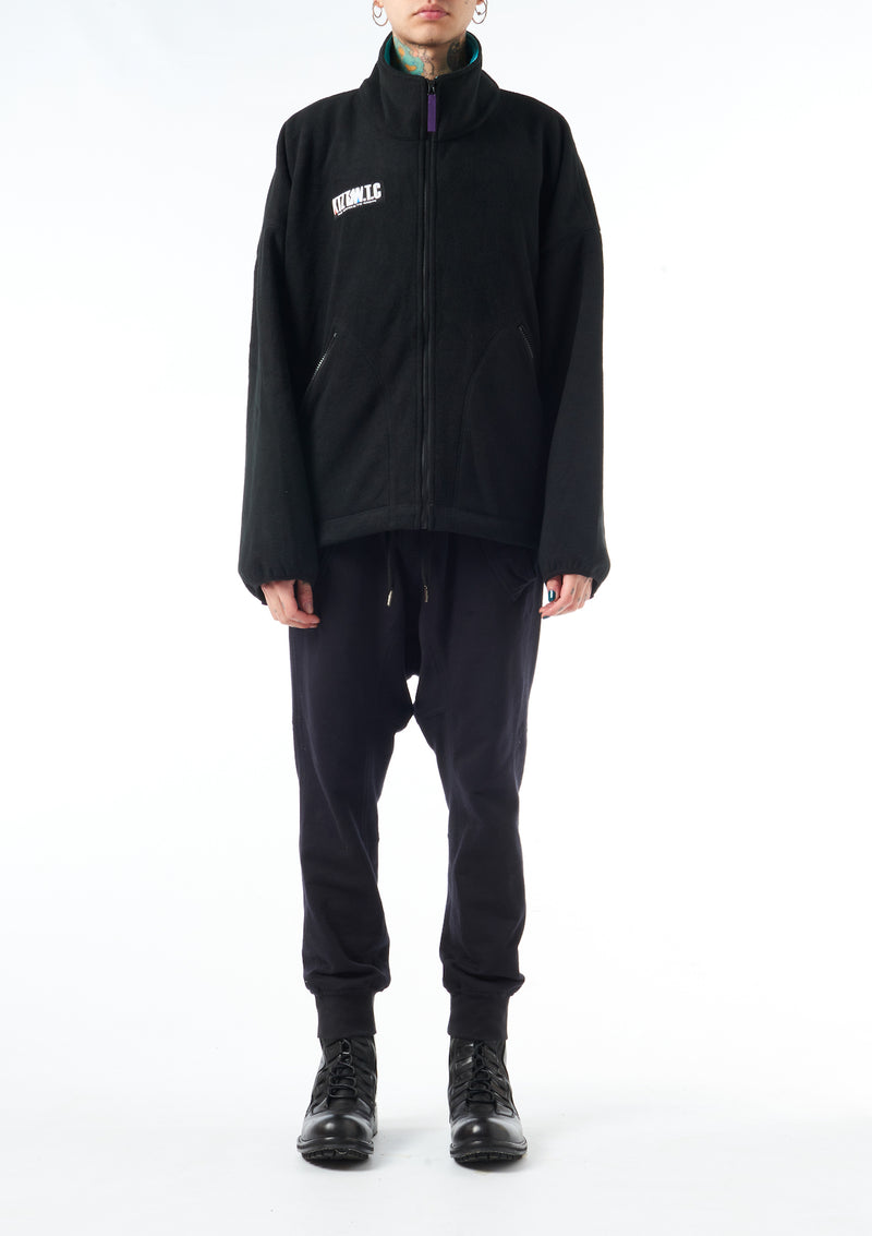 Winter Overall Green Neck