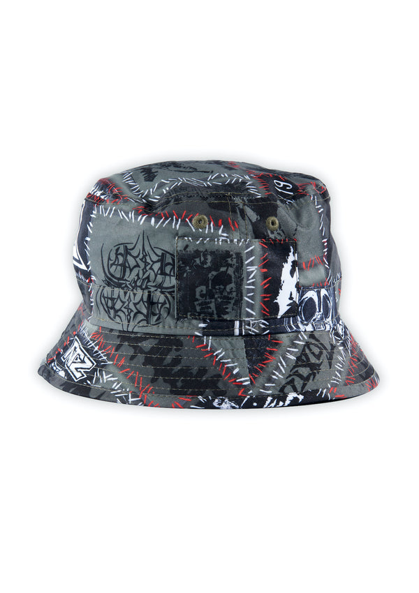 New Era Monster bucket hat