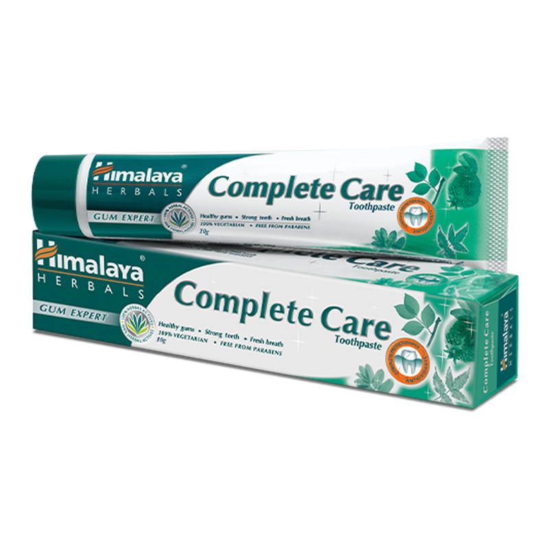 Himalaya Complete Care Toothpaste - Healthy gums & Strong teeth