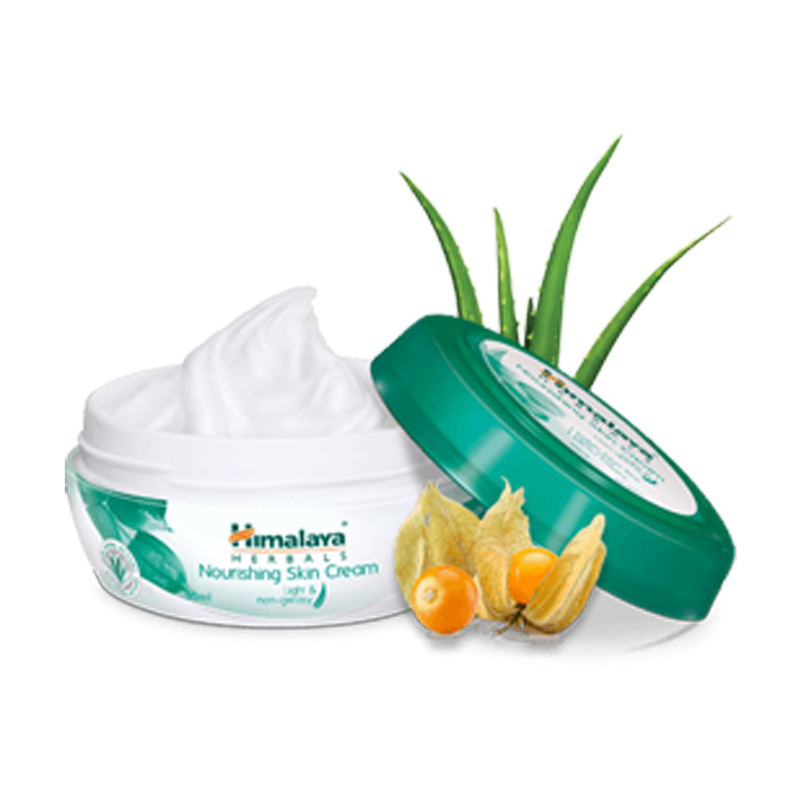 Himalaya Nourishing Skin Cream - Protection against Dryness