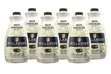 Load image into Gallery viewer, Hollander - White Chocolate Sauce 6 pack
