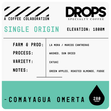 Load image into Gallery viewer, Comayagua Omerta 10oz