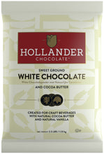 Load image into Gallery viewer, Hollander - Sweet Ground White Chocolate