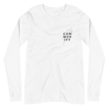 Load image into Gallery viewer, Coffee Community - Long Sleeve Tee