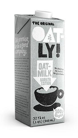 Oatly Barista series