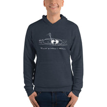 Load image into Gallery viewer, That's How I White Water Kayak Roll Fleece Unisex Hoodie-Hoodie-Lena Cox Studio