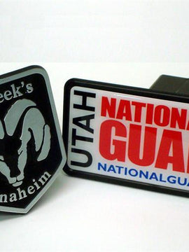 Trailer Hitch Covers - Standard