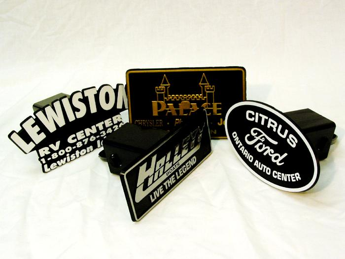 Trailer Hitch Covers - Premium