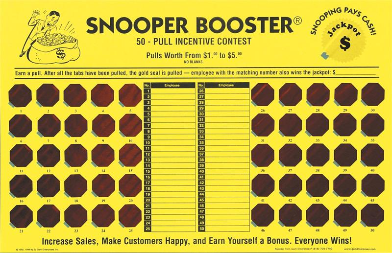 Snooper Booster®