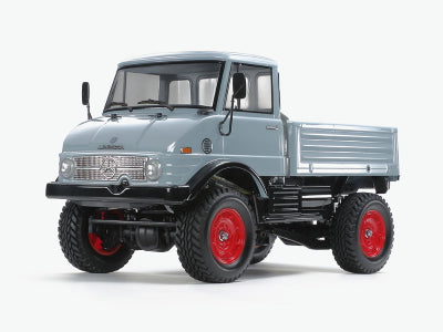 Tamiya 58692 Mercedes-Benz Unimog 406 Series U900 (CC-02) - Coming Soon!