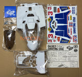 Tamiya 43011 1:14 QD Quick Drive Dash-3 Shooting Star Body Parts Set