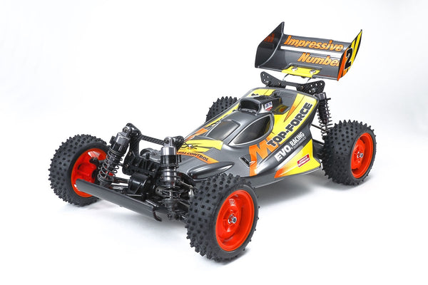 Tamiya 1/10 R/C Top-Force Evo. (2021)