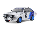Tamiya 58687 Escort Mk.II Rally - MF-01X w/Painted Body