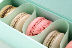 Boxed Macarons