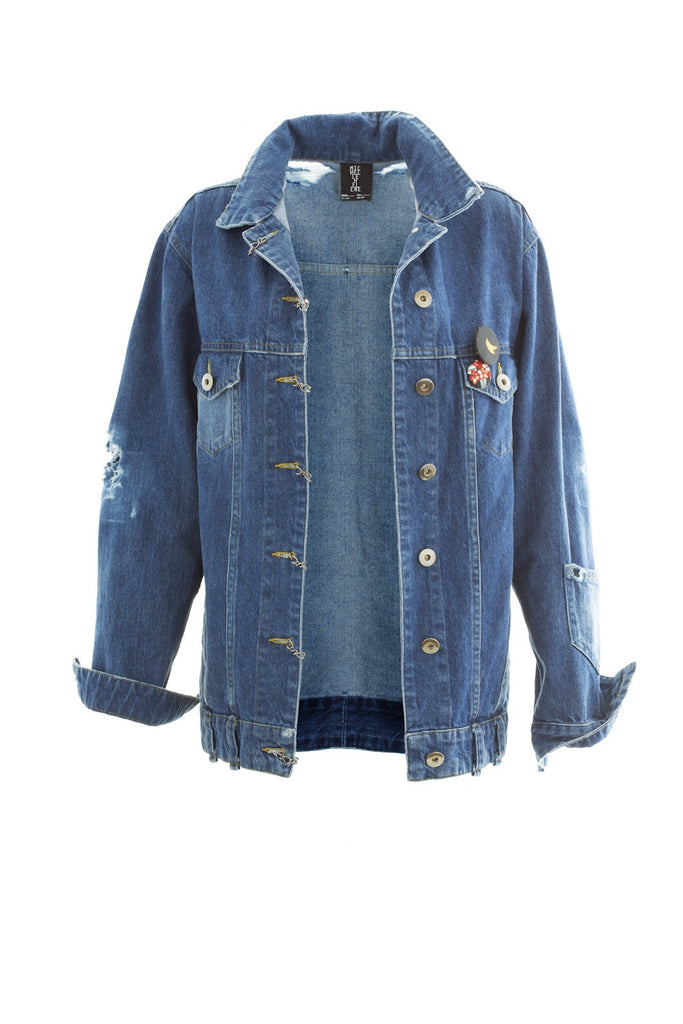 Cars denim jacket
