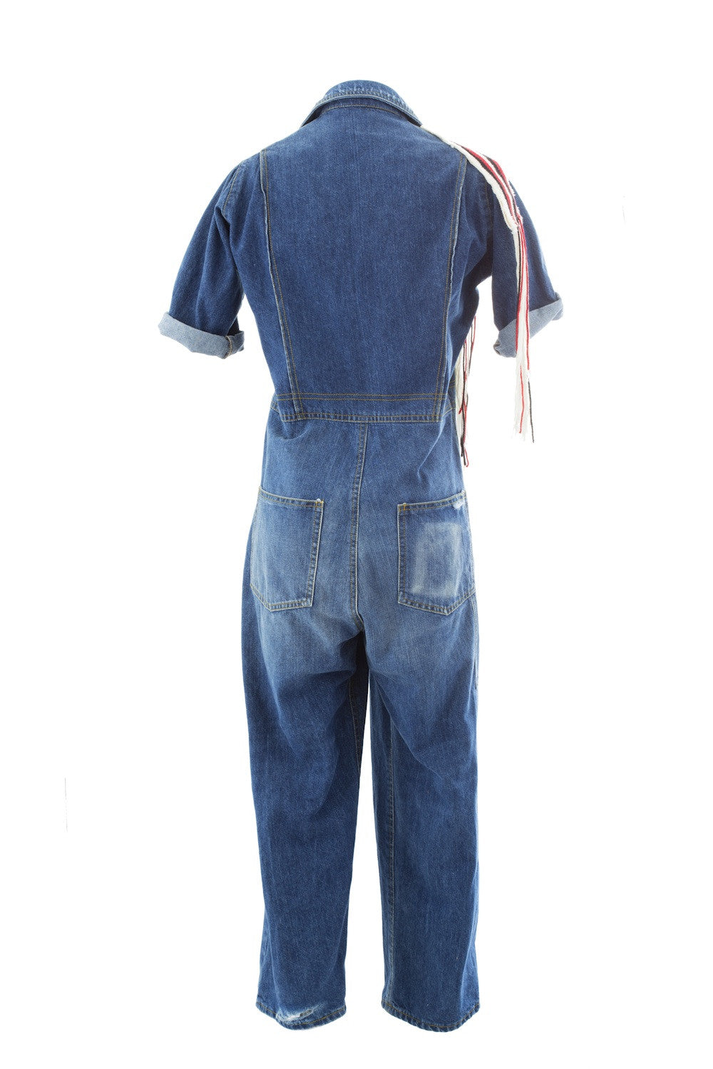 Heroes denim Jumpsuit