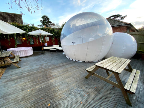 The Sleeping Bubble Experience