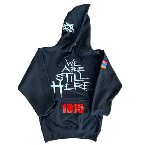 We Are Still Here Hoodie