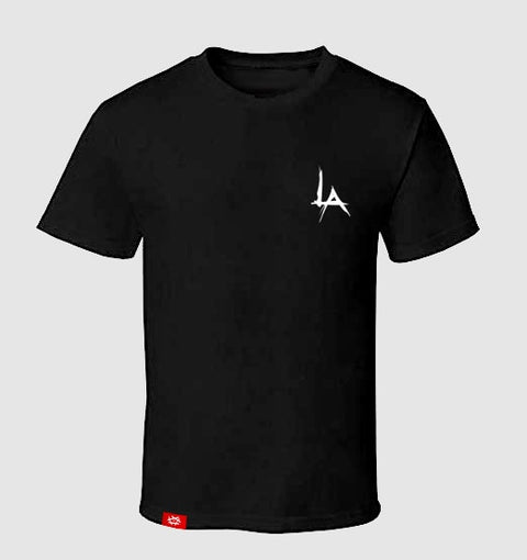 The Pentagon Premium LA Logo Tee (Black)