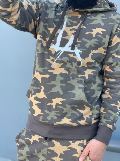 Our Signature Desert Camo Hoodie - stylish and comfy