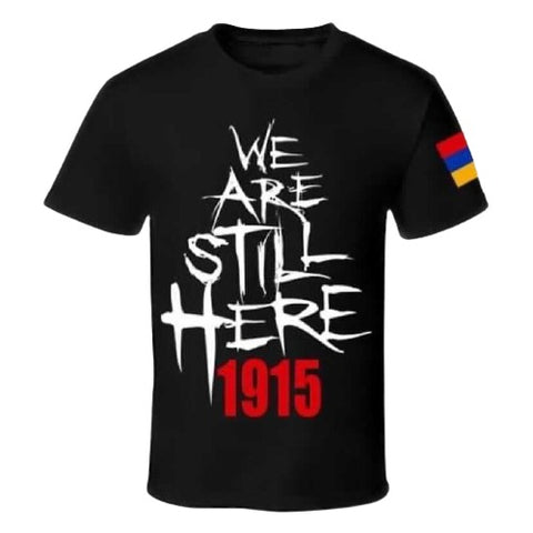 We Are Still Here 1915 T-Shirt (Kids)
