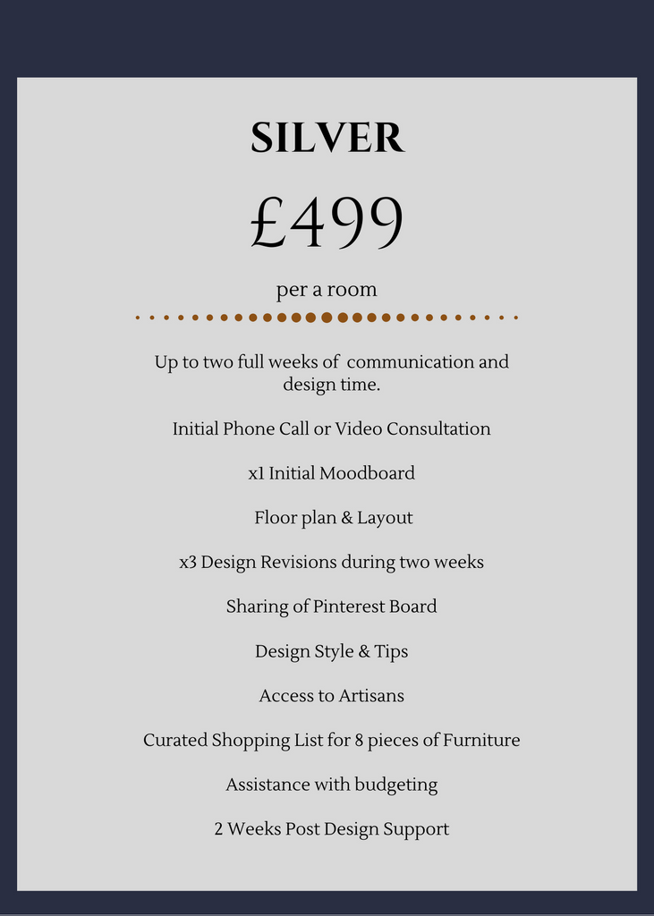 Silver online package