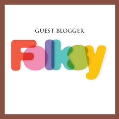 Folksy guest blogger