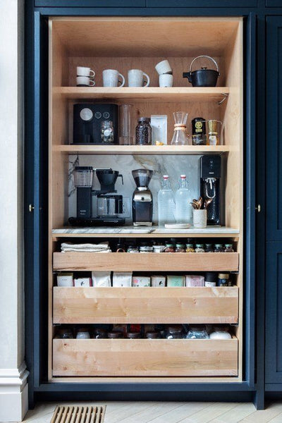 Kitchen organisation