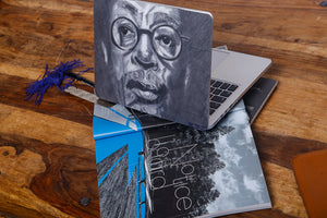 Spike Lee lifestyle laptop decal