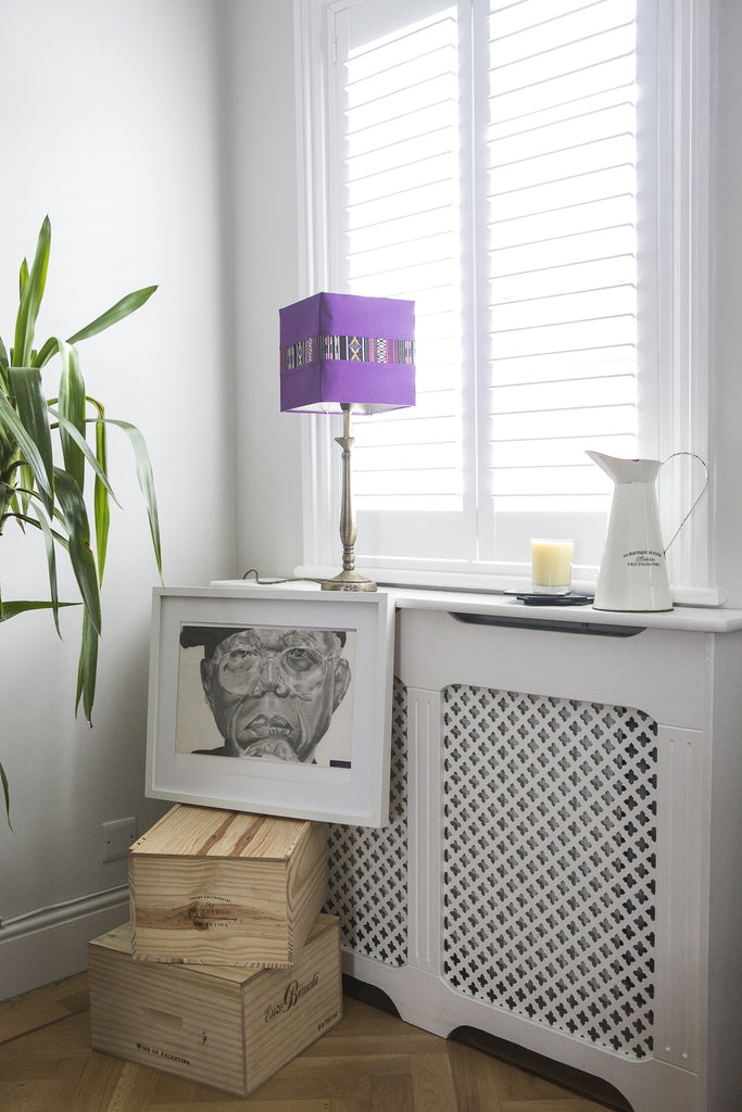 Purpura Pendant Lamp Shade lifestyle