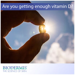 Are You Getting Enough Vitamin D?  |  Biodermis.com