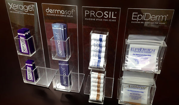 Free samples and POS displays from Biodermis