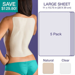Epi-Derm Large Sheet (5 Pack)