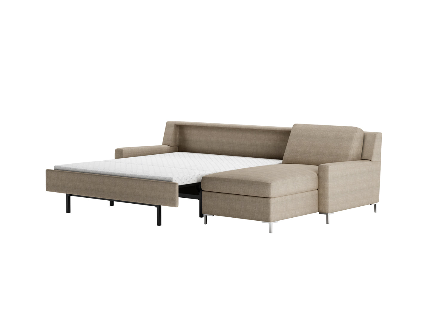 Bryson Comfort Sleeper Sofa By American Leather Five