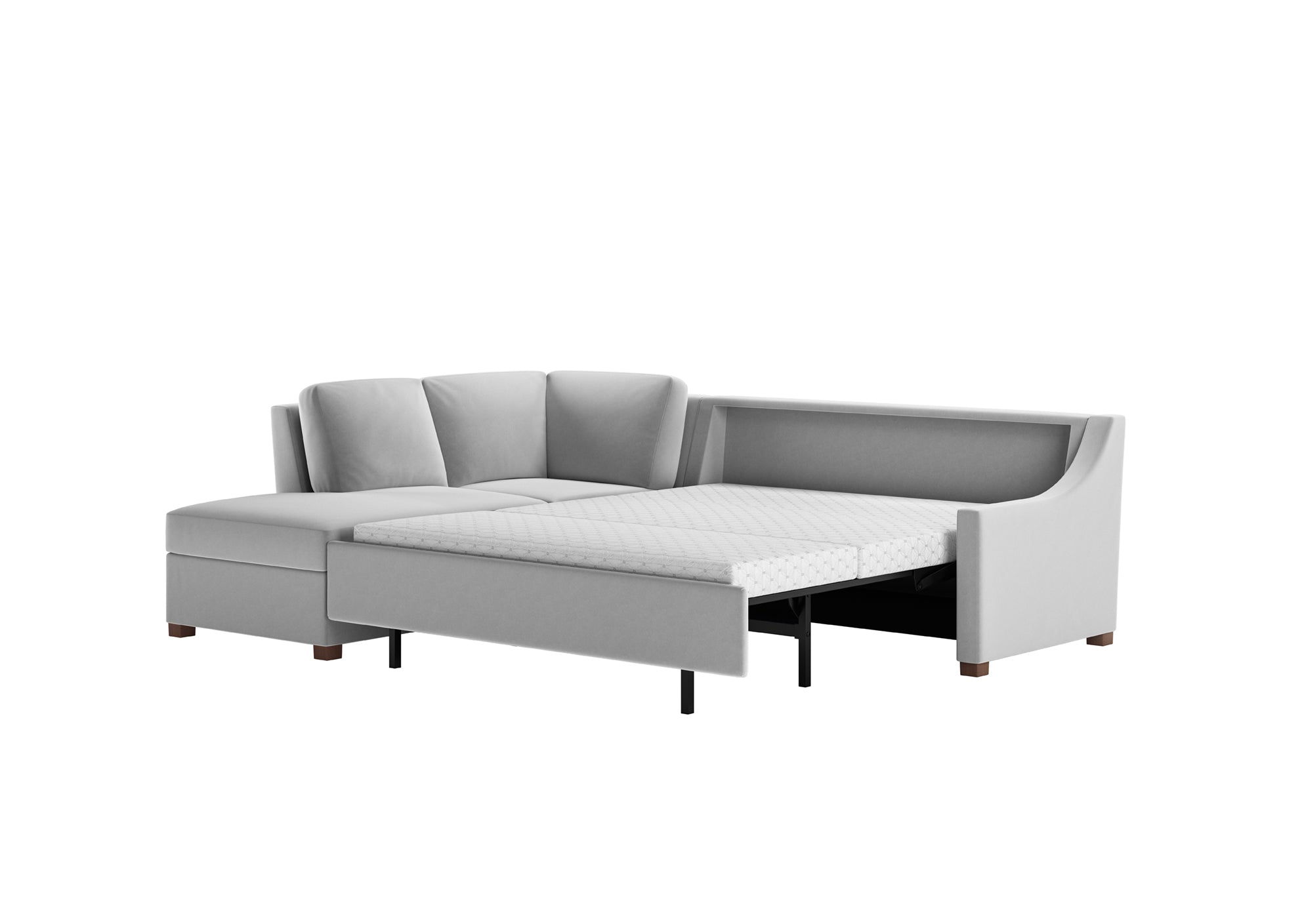 - Perry Comfort Sleeper Sofa By American Leather - Five Elements