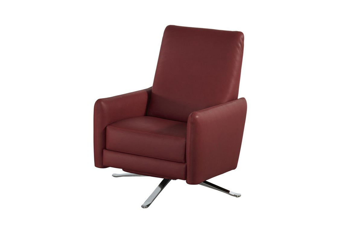 Simon Reinvented Modern Recliner By American Leather In