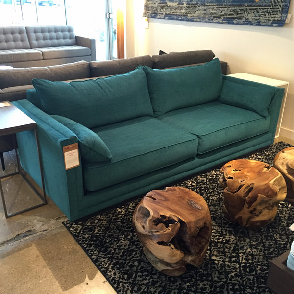 Custom Upholstery Celebrity Sofa Made In The USA By Lazar