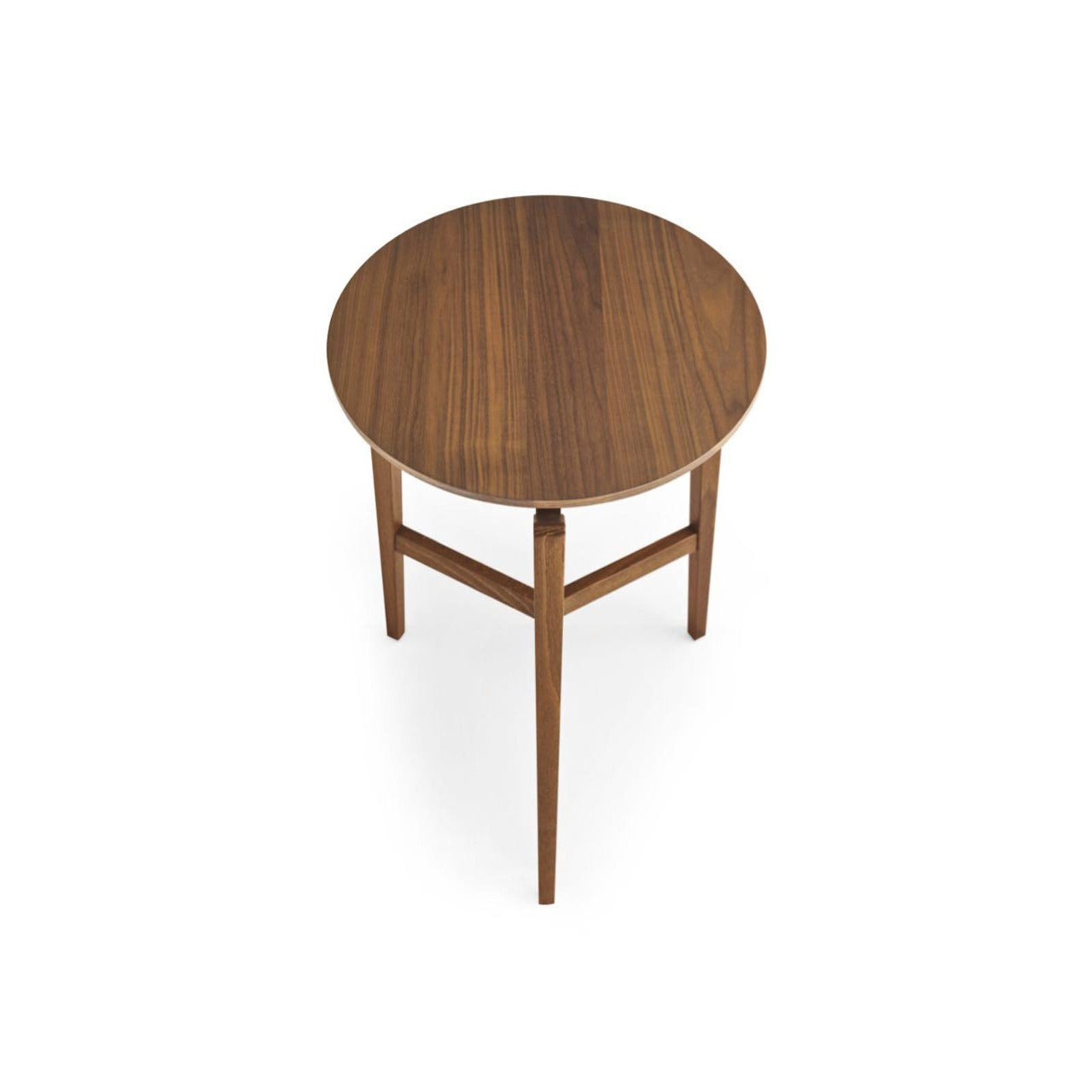The Modern Symbol Coffee Table In Walnut Made By