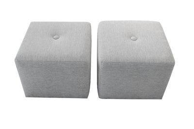 Dice Cube Ottomans